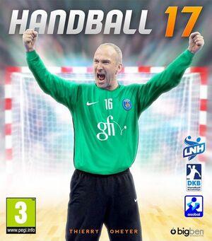 Handball 17 cover