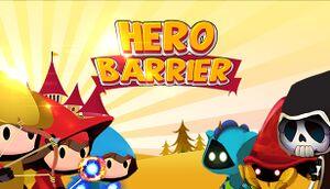 Hero Barrier cover