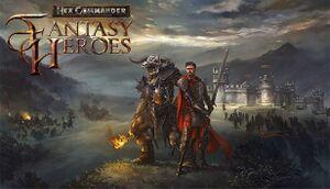 Hex Commander: Fantasy Heroes cover