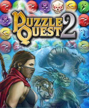 Puzzle Quest 2 cover