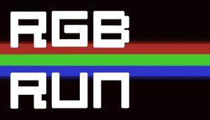 RGB RUN cover