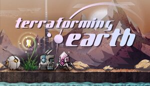 Terraforming Earth cover