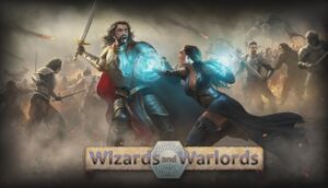 Wizards and Warlords cover
