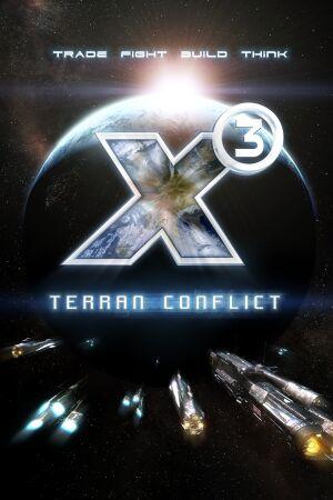 X3: Terran Conflict cover