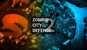 Zombie City Defense 2 cover