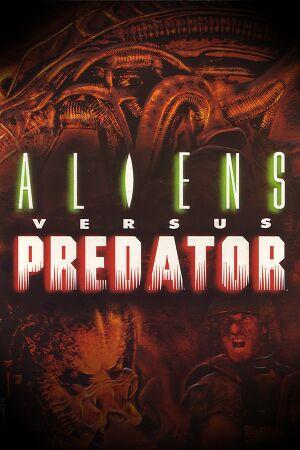 Aliens versus Predator cover