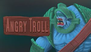 Angry Troll cover