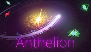 Anthelion cover
