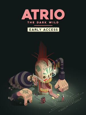 Atrio: The Dark Wild cover