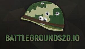 Battlegrounds2D.IO cover