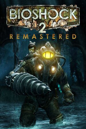BioShock 2 Remastered cover
