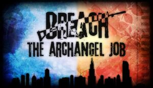 Breach: The Archangel Job cover