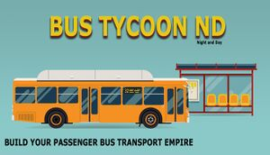 Bus Tycoon ND (Night and Day) cover