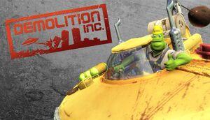 Demolition Inc. cover