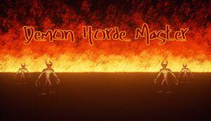 Demon Horde Master cover