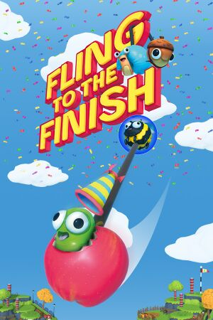 Fling to the Finish cover