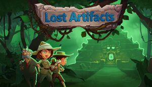 Lost Artifacts cover
