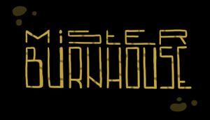 Mister Burnhouse cover