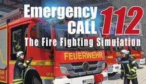 Notruf 112 - Die Feuerwehr Simulation cover
