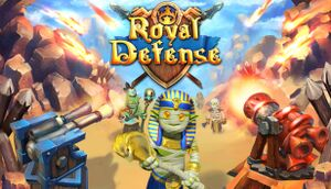 Royal Defense cover