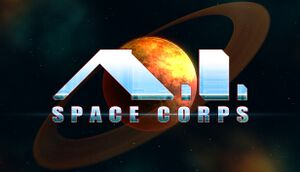 A.I. Space Corps cover