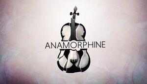 Anamorphine cover