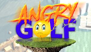 Angry Golf cover