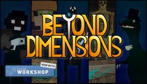 Beyond Dimensions cover