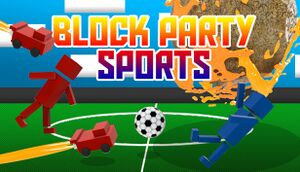 Block Party Sports cover