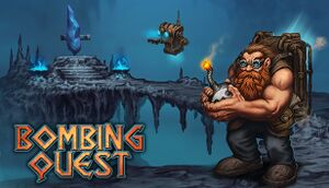 Bombing Quest cover
