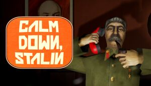 Calm Down, Stalin cover