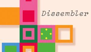 Dissembler cover