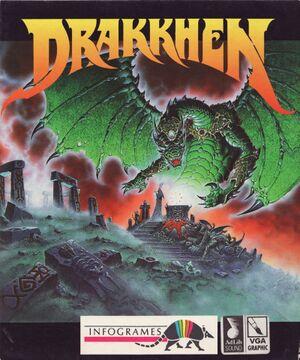 Drakkhen cover