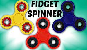 Fidget Spinner cover