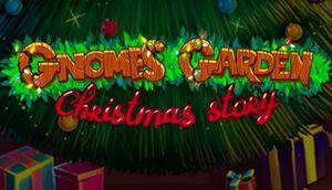 Gnomes Garden: Christmas Story cover