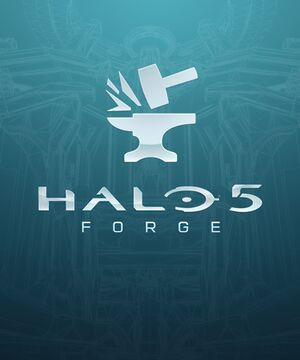 Halo 5: Forge cover