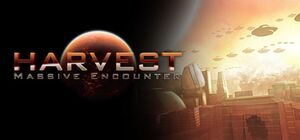 Harvest: Massive Encounter cover