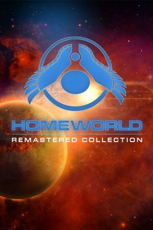 Homeworld 2 Remastered Edition cover