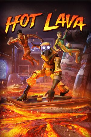 Hot Lava cover