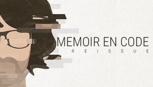 Memoir En Code: Reissue cover
