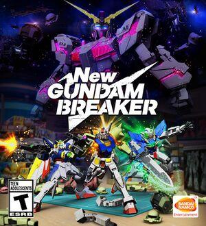 New Gundam Breaker cover
