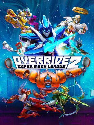 Override 2: Super Mech League cover