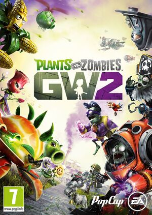 Plants vs. Zombies: Garden Warfare 2 cover