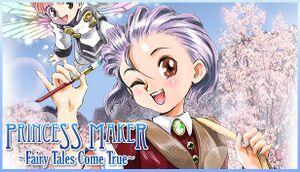 Princess Maker 3: Fairy Tales Come True cover