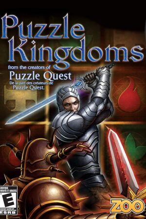 Puzzle Kingdoms cover