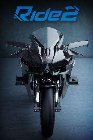 Ride 2 cover