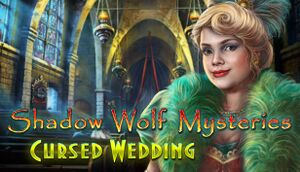 Shadow Wolf Mysteries: Cursed Wedding cover