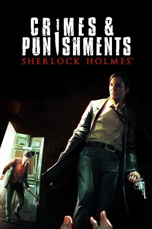 Sherlock Holmes: Crimes & Punishments cover