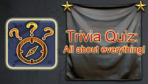 Trivia Quiz: All about everything! cover