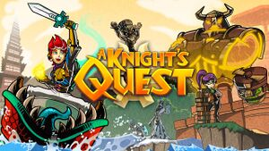 A Knight's Quest cover